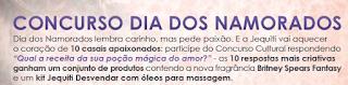Concurso Cultural Dia dos Namorados - Jequiti