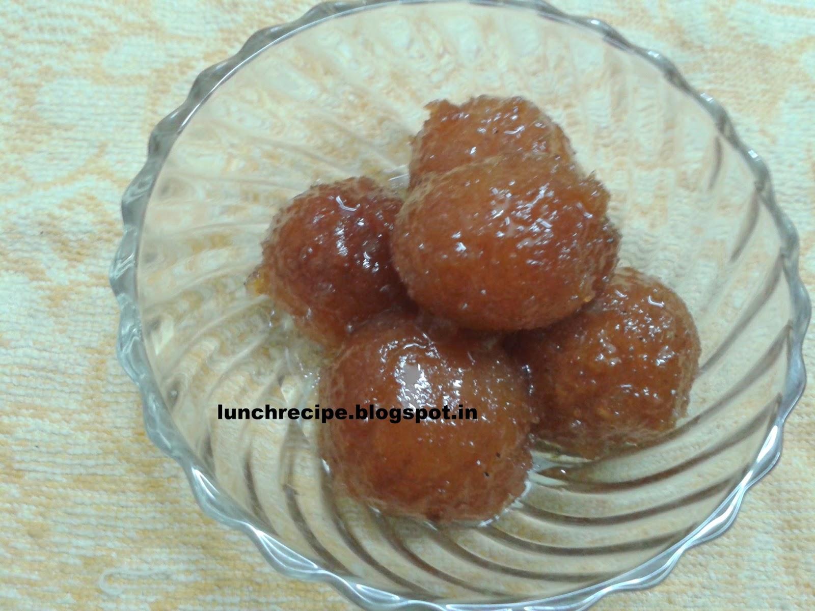 How to make Gulab Jamun | गुलाब जामुन  - Gulab Jamun