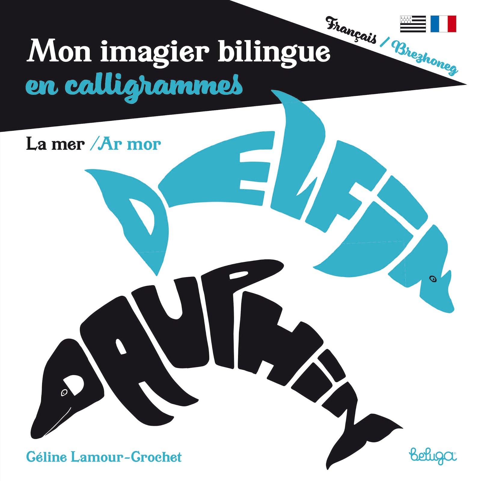 Mon imagier bilingue de la mer