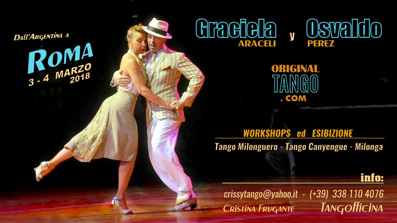 ROMA Tango Tour