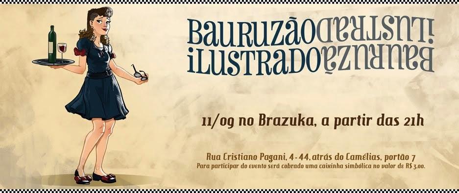 Bauruzão Ilustrado
