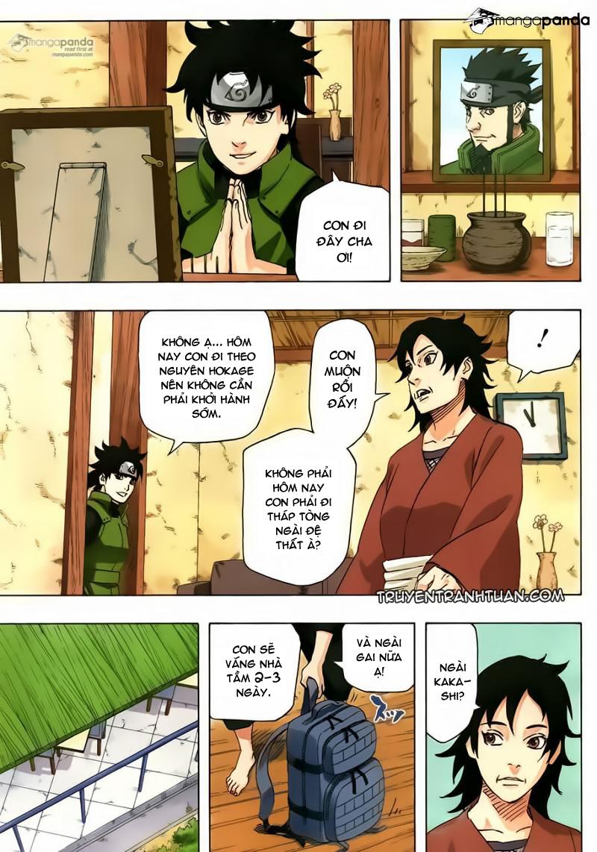 Naruto Chap 700 - Trang 9