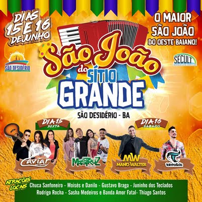 S. JOÃO DO SÍTIO DO RIO GRANDE