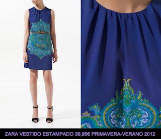 Zara-Vestidos-Azules-Verano2012