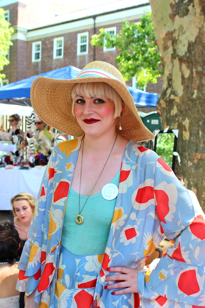 Twee Valley High // Street Style From the Jazz Age Lawn Party 2015
