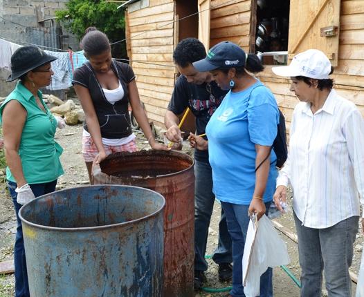 Salud Pública y la UASD unen esfuerzos contra el dengue