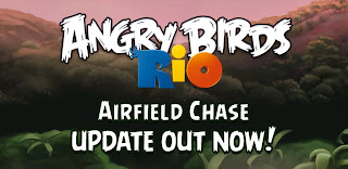 Angry Birds Rio 1.3.2 Apk, Popular Android Game