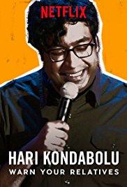 Watch Hari Kondabolu: Warn Your Relatives Online Free 2018 Putlocker