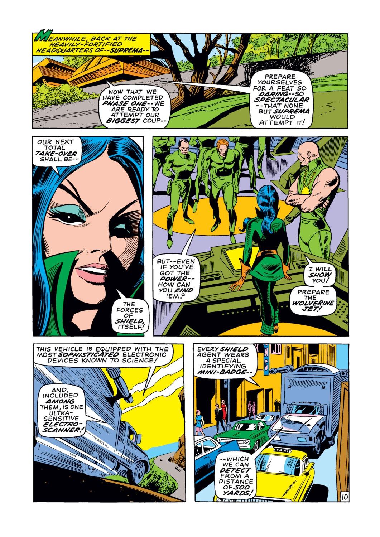 Captain America (1968) Issue #123 #37 - English 11