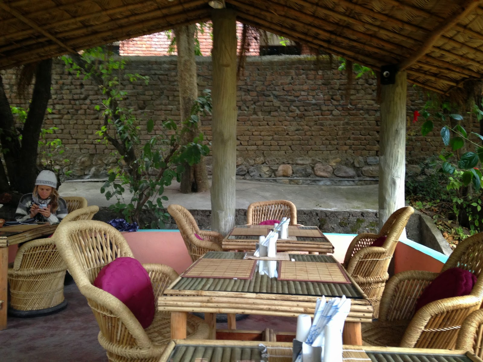 "combatcritic's ""travelvalue"": rishikesh, india: authentic italian"
