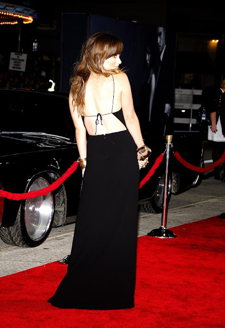 Olivia Wilde Time Premiere