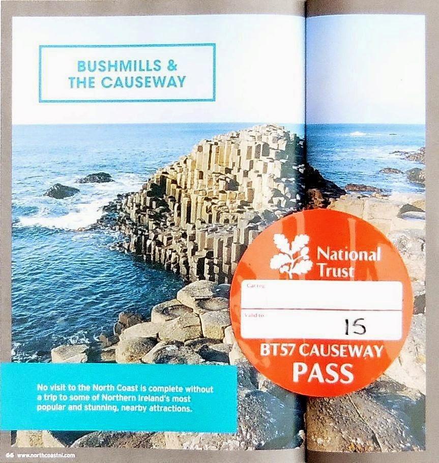 nalil north antrim local interest list national trust b57 causeway car park free pass 2. Black Bedroom Furniture Sets. Home Design Ideas