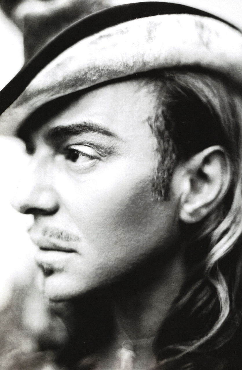 via fashioned by love | John Galliano by Paolo Roversi | 10 Magazine Spring 2010