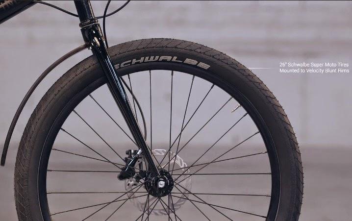 Super Moto-X - Schwalbe Fahrradreifen und Rollstuhlreifen