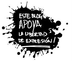 Este blog apoya la libertad de expresión
