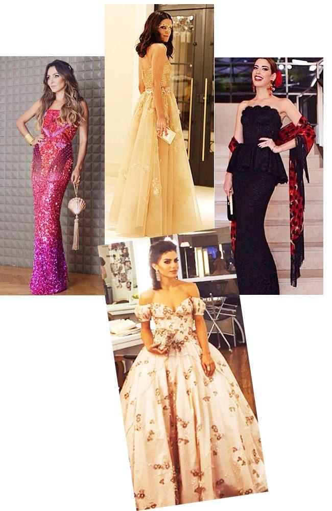 Baile Vogue Celebridades