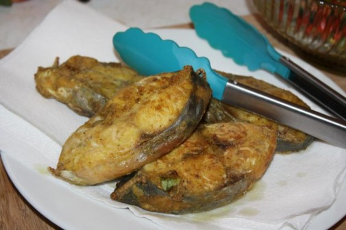 Food curry king fish recipe caribbean entertainment for King fish recipe