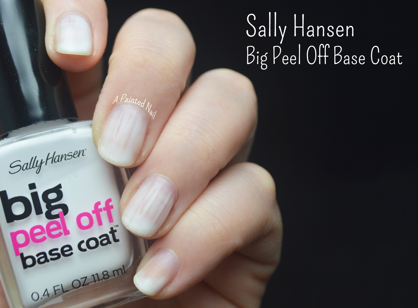 Sally Hansen L Off Base Coat