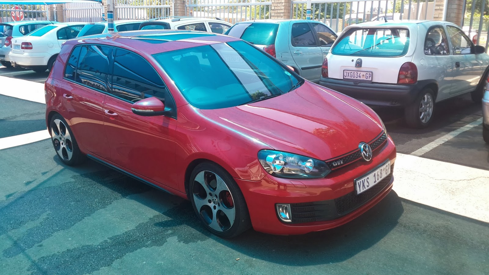 Supreme Auto Vw Golf 6 Gti Dsg