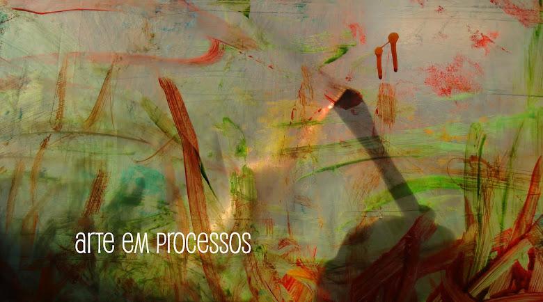 Arte em Processos