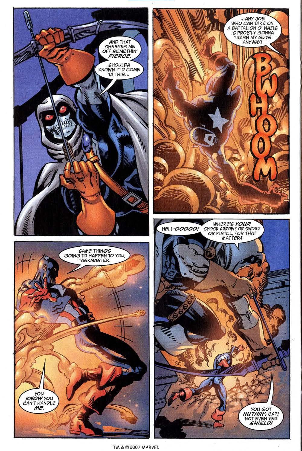 Captain America (1998) Issue #44 #51 - English 22
