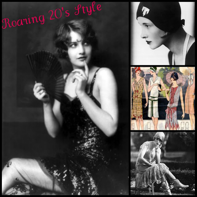 La petite fashionista inspired by roaring 20 s style