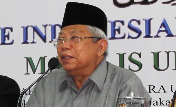 Bikin Wahabi Meradang, KH. Ma'ruf Amin Siap Dorong PBNU Jadikan Islam Nusantara sebagai Pola Pikir