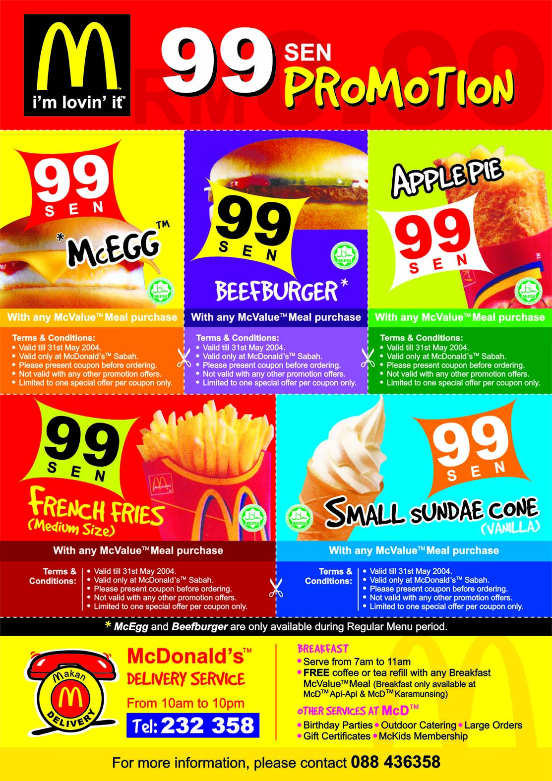 10 Food Brochure Design Samples for Inspiration JayceoYesta