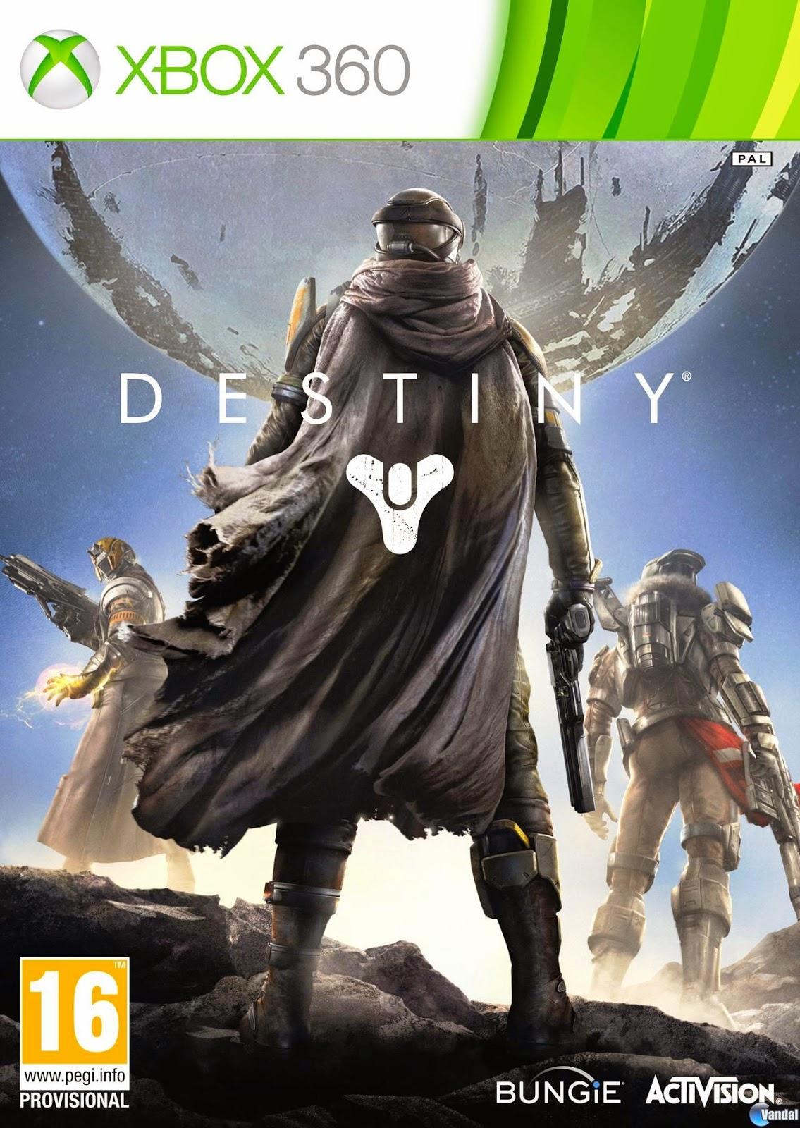 Destiny para xbox