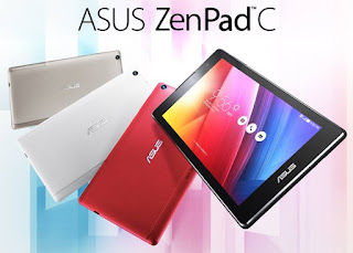 ASUS ZenPad C Now Available For Php5,995, Dual SIM 7-inch 64-bit Intel Atom Processor