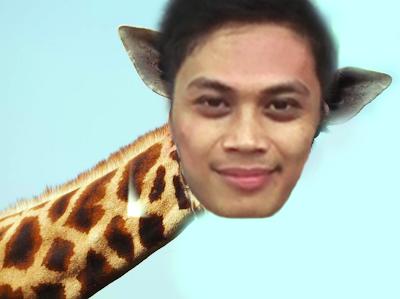 Giraffe Profile Picture