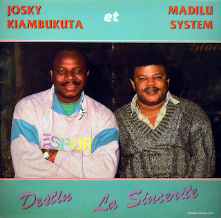 Josky Kiambukuta & Madilu SystemMondjo