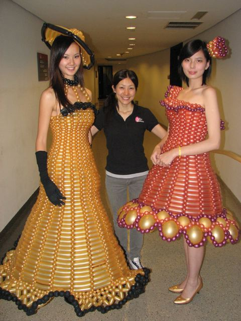 Balloon Dress7