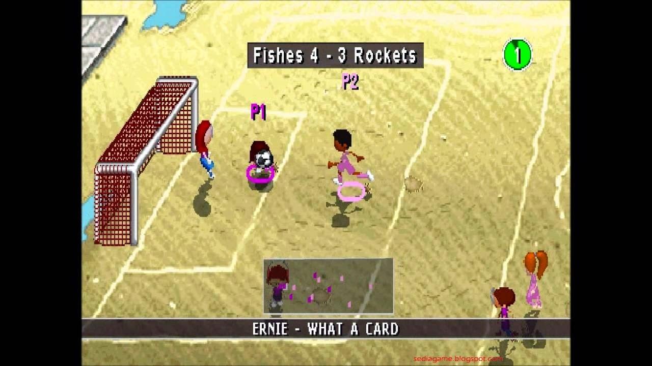 Backyard Soccer Download : Backyard Soccer