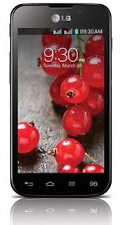 LG Optimus L5 II Dual E455 Android Phone Murah Rp 1 Jutaan