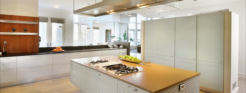 Kitchen in Michael Jordan's House