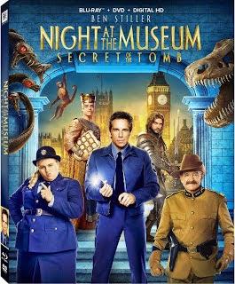 Una Noche en el Museo 3 Blu ray