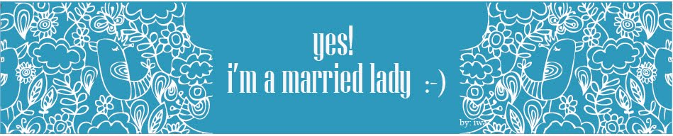 yes! im a married lady