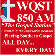 Click Link # 5 to hear live southern gospel music