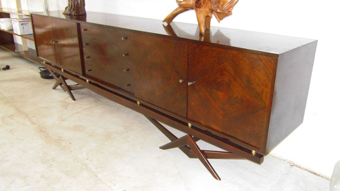 Blog decora o de interiores mobili rio anos 50 for Mobiliario anos 50