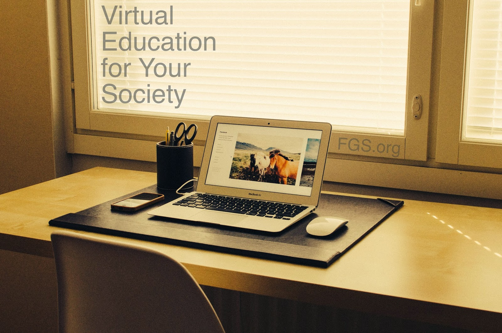 Genealogy Webinars - Virtual Education for Your Society via FGS.org