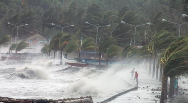 Hadapi Topan Haiyan, Vietnam Evakuasi 600.000 Penduduk