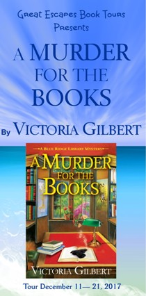 Victoria Gilbert: here 12/19/17
