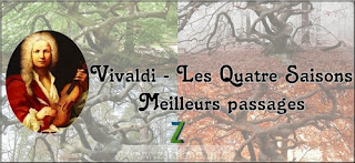 Les meilleurs passages des concertos Les Quatre Saisons composé par Antonio Vivaldi
