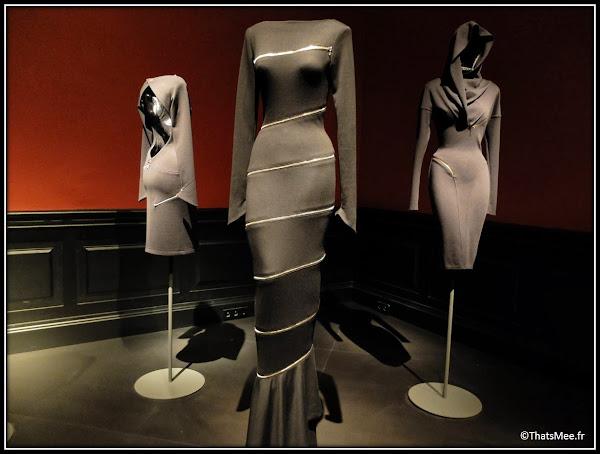 Expo Azzedine Alaia Palais musée Galliera musée de la mode Paris couturier