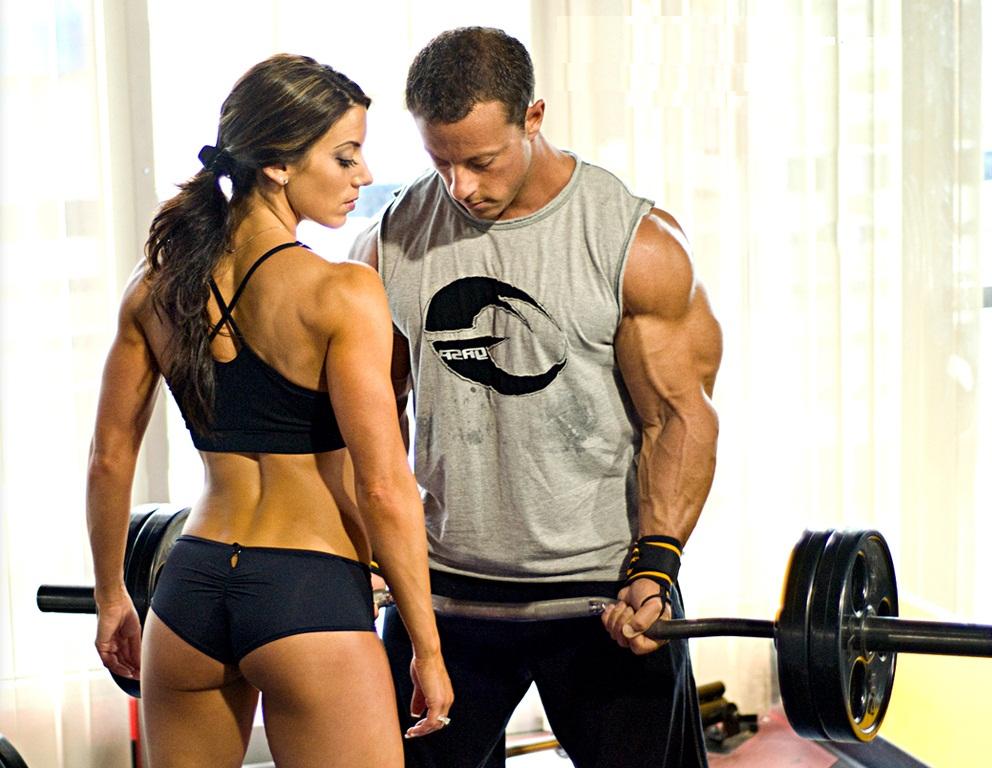la mujer y el ejercicio: