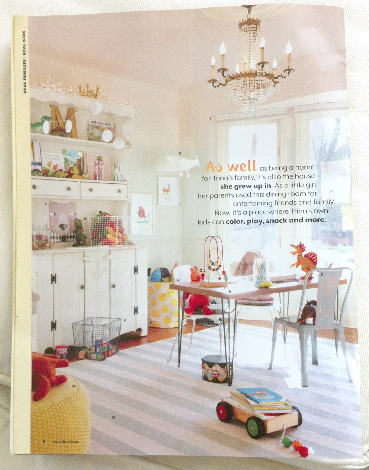 Ten june the perfect play room Land of nod playroom ideas