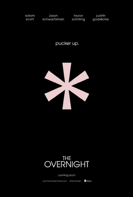 The Overnight (2015) Movie Sinopsis  [Adam Scott, Taylor Schilling, Jason Schwartzman]