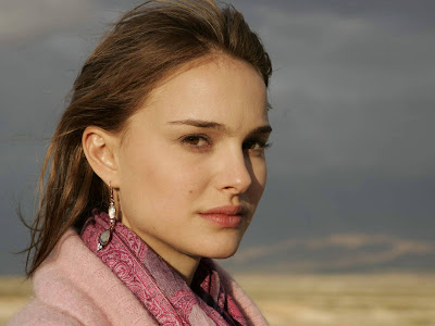 Natalie Portman Beautiful Girl Wallpaper cute