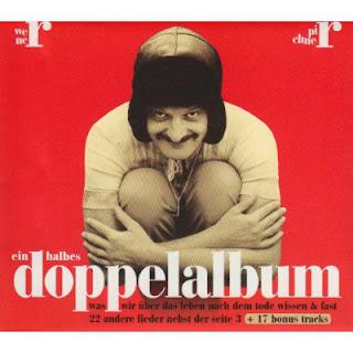 WERNER PIRCHNER-EIN HALBES DOPPELALBUM, LP, 1973, AUSTRIA